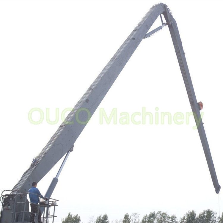 Custom Design Compact Knuckle Boom Crane With one Year Warranty